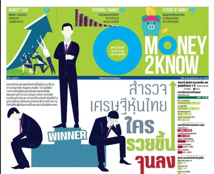 เศรษฐีหุ้นไทย
