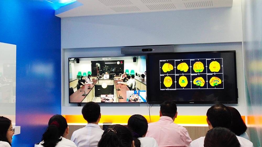 'แพทยศาสตร์ ม.เชียงใหม่' ร่วมมือ 'ซิสโก้' ยกระดับดิจิทัลเฮลท์แคร์ มุ่งสู่โรงเรียนแพทย์ดิจิทัลระดับสากล