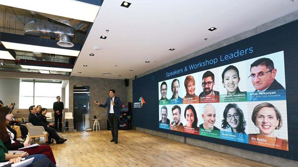 RISE แถลงจัดงาน CIS 2020 ดึงนวัตกรระดับโลก 200 คนร่วมแชร์ความรู้ พร้อมเวิร์คชอป 240 หัวข้อ