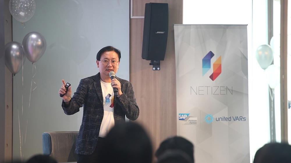 Netizen เผยเทรนด์ใหม่ Social ERP เชื่อมซอฟท์แวร์องค์กร แนะ 5 ทางรอดในยุคดิจิทัล