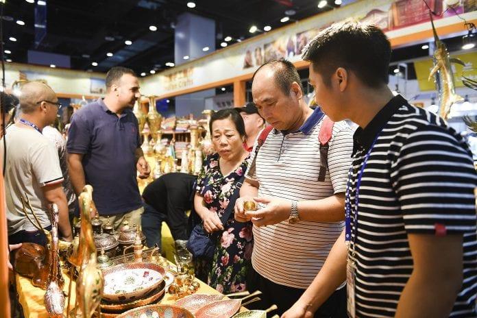 งานแสดงสินค้าในจีน