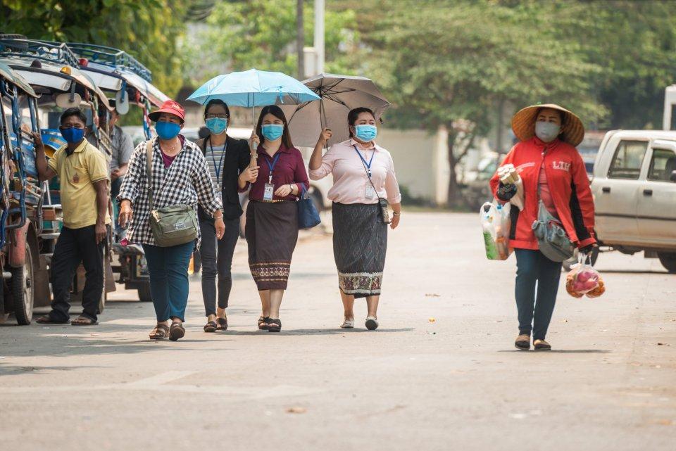 สปป. ลาว พบผู้ป่วยโควิด 2 รายแรก คาดติดเชื้อจากไทย 1 ราย ...